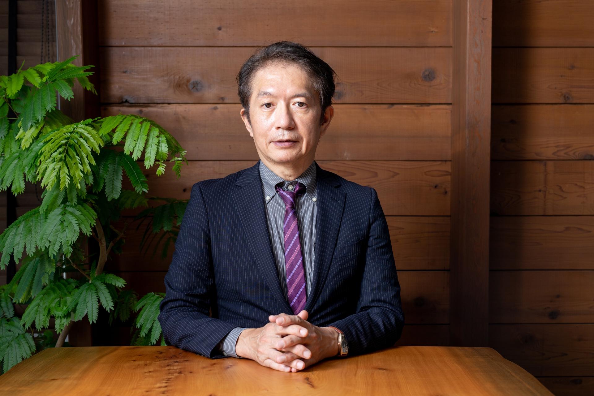 〇〇〇〇代表取締役 インタビュー