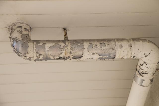 大規模修繕の汚水(排水)設備の改修工事内容