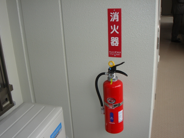 消火(消防)設備とは?大規模修繕に伴う消火設備の修繕目安