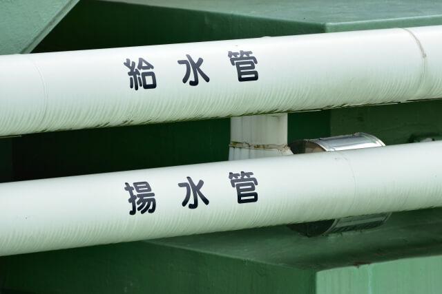 大規模修繕に伴う給水設備(給水管)の修繕工事内容