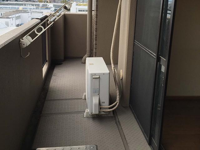 大規模修繕のとき室外機は一時移設を検討しましょう!