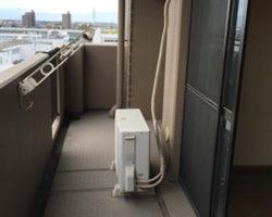 大規模修繕のとき室外機は一時移設!作業台や踏み台にされやすい?