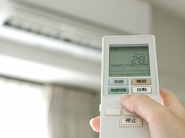 バルコニー工事の室外機は一時移設時にエアコンが使えない!
