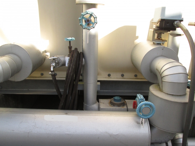 「配管は2回目以降の大規模修繕で補修・交換の検討を!