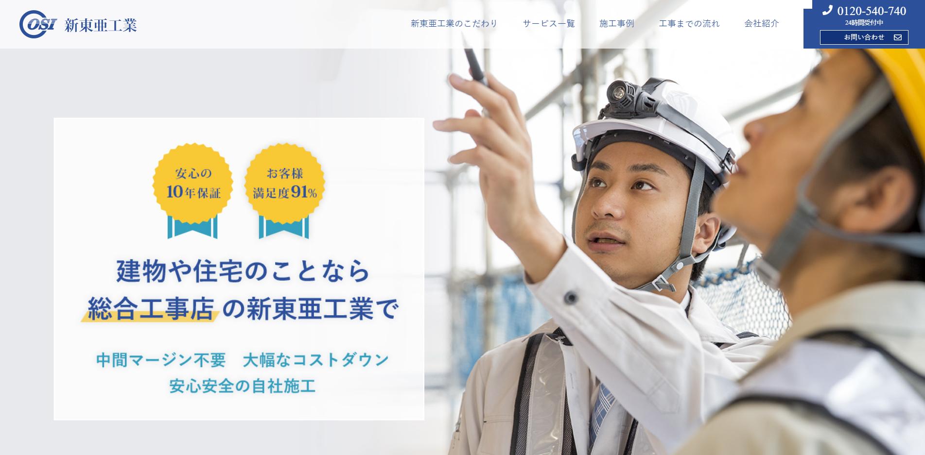 株式会社新東亜工業
